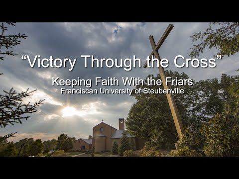 """""""Victory Through the Cross"""" 