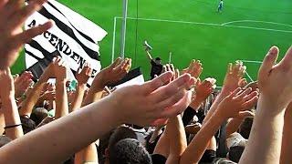 Paderborn - Gladbach 1-2 (27.09.2014) | Auswärtssieg! Wenn wir in der Gästekurve stehn...