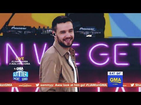 Liam Payne《Strip That Down》Live GMA Summer Concert 2018