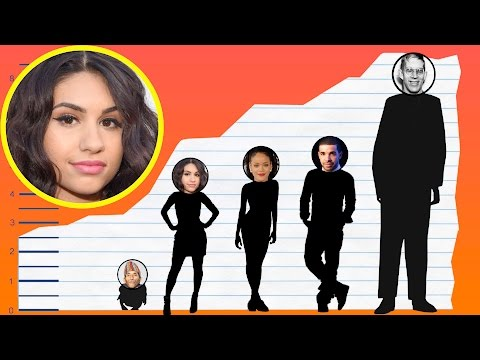 How Tall Is Alessia Cara? - Height Comparison!