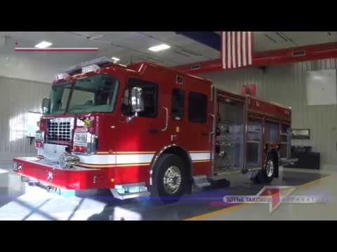 Pumpers - Fire Apparatus | Toyne, Inc