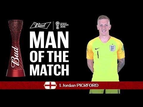 Jordan PICKFORD (England) - Man of the Match - MATCH 60