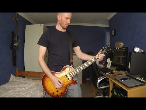 Interstate Love Song - Stone Temple Pilots Guitar Cover