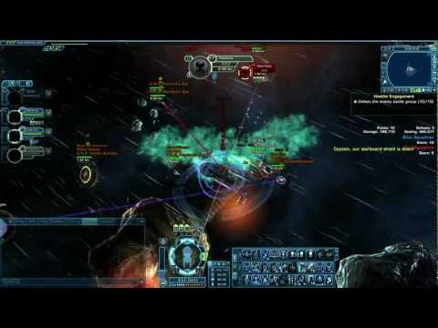 Star Trek Online - PVP Space - 3rd Fleet