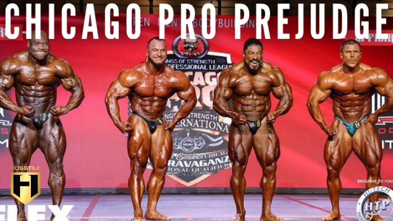 HUNTER LABRADA SHOCKS THE CHICAGO PRO PREJUDGE   Fouad Abiad & Ben Chow   Real Bodybuilding Podcast