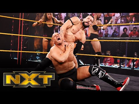 Bálor, O'Reilly & Strong vs. Dunne, Lorcan & Burch: WWE NXT, Feb. 17, 2021