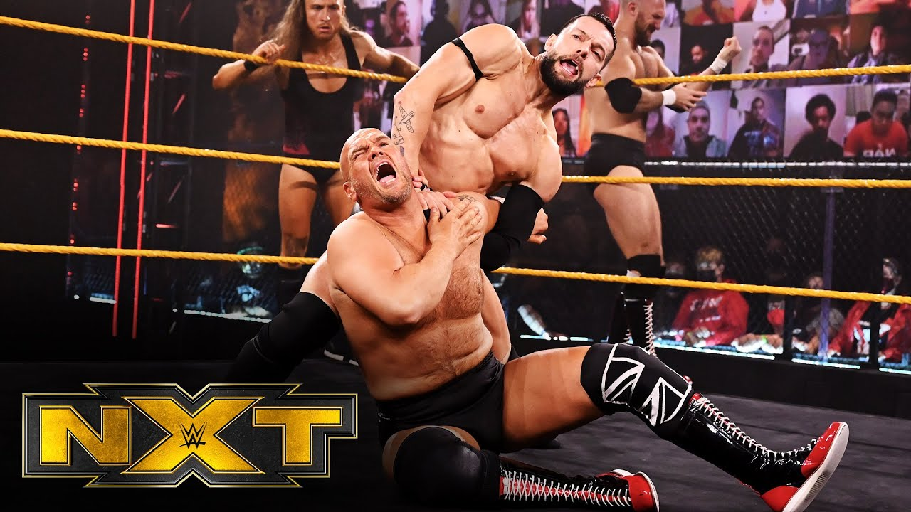 Bálor, O'Reilly & Strong vs. Dunne, Lorcan & Burch: WWE NXT, Feb. 17, 2021