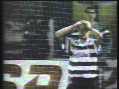 1994 (September 27) Sporting Lisbon (Portugal) 2-Real Madrid (Spain) 1 (UEFA Cup).mpg