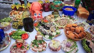 русская еда