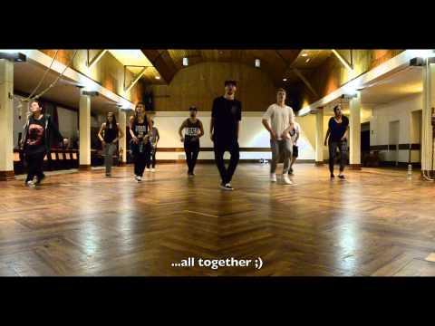 Blackstreet - No Diggity   @paulkepinski Choreography