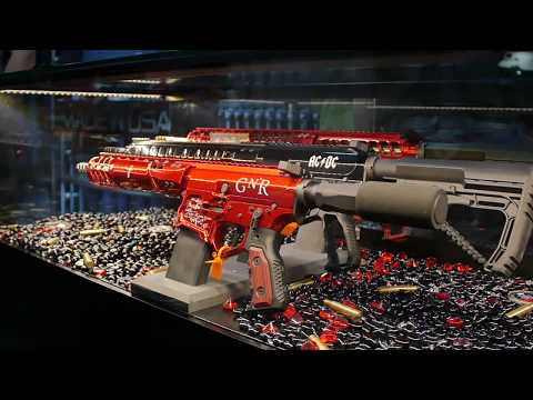F1 firearms New for 2018