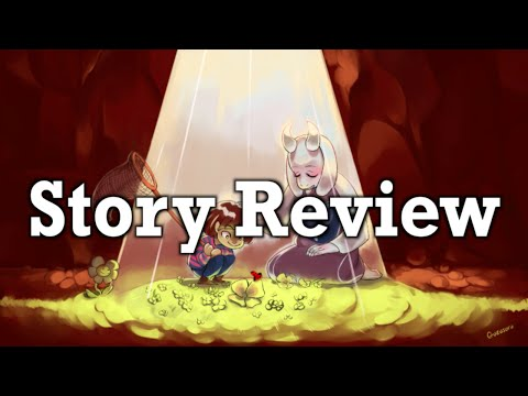 VG Story Review - Undertale (part 1): Neutral & True Pacifist