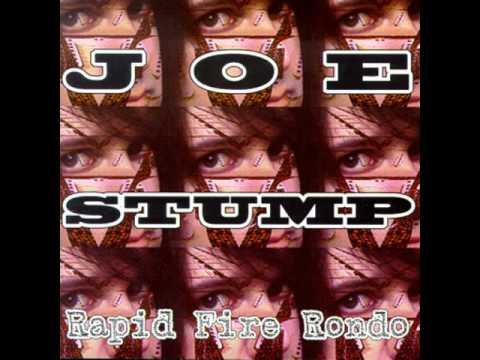 JOE STUMP - EUROTRASHED ALBUM RAPID FIRE RONDO