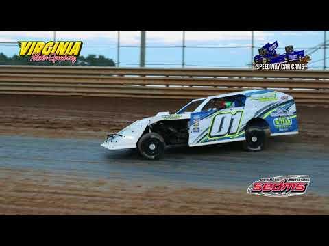 #01 Francis Jarrelle - Open Wheel - 9-16-17 Virginia Motor Speedway - In Car Camera