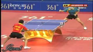 2011 China Super League: YAN An - WANG Liqin [Full Match|Short Form]