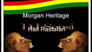 Morgan Heritage Hail Rastafari