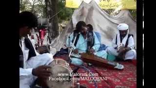 Balochi instrumental music Benjo بلوچی ساز بینجو