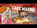 Happy Kid   Episode 5   Cake Making   Kochu Tv   Malayalam
