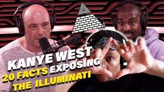 Kanye West - 20 Facts Exposing The Illuminati on Joe Rogan