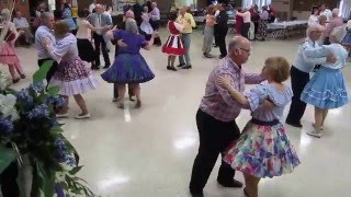 "88 LINDA PROSSER CUES ""LOVE THEM OLD SONGS"" TWO-STEP ROUND DANCE"