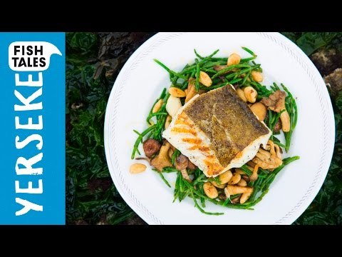 COD & SAMPHIRE | Bart's Fish Tales
