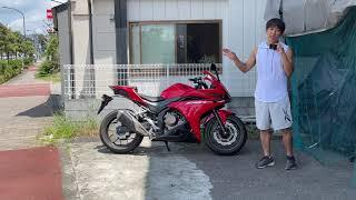 CBR400R参考動画「綺麗なレッド」お買い得車両