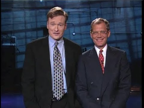 David Letterman and Conan O'Brien, Part 1: 19932009, Recut