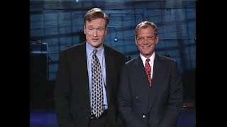 David Letterman and Conan O'Brien, Part 1: 1993-2009, Recut