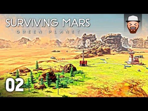 Surviving Mars: Green
