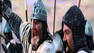 7 Kingdom of Heaven  Crusades - Battle of Hattin (1187 AD)