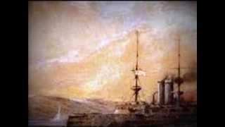 "De Leeuwin Organ playing ""Anchors Aweigh! - Old Comrades"""