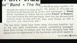 """1963 THAT NEWPORT JAZZ  """"All-Stars"""" ROSETTA"""
