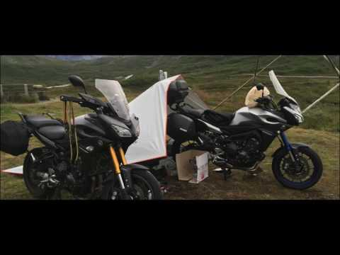 Road Trip by Motorbike from France to Norway