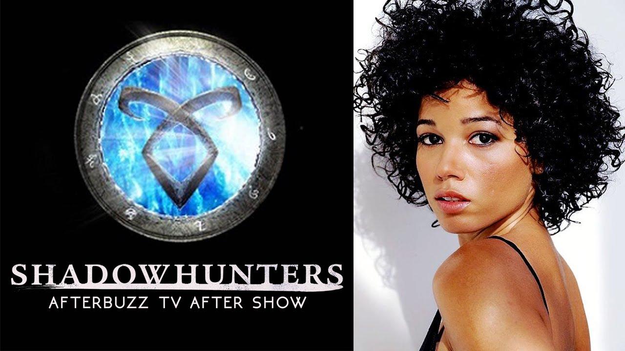 Shadowhunters Season 2 Episode 13 Review w/ Alisha Wainwright | AfterBuzz TV