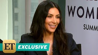EXCLUSIVE: Kim Kardashian on New Makeup Line Her Biggest Business Lessons & 'Motivating' Her Kids