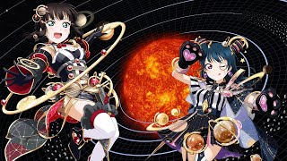 SCOUTING FOR THE UNIVERSE PLANETARY GALAXY SET IN JP LOVE LIVE!!!!