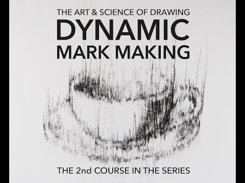 Art & Science of Drawing FREE - Dynamic Mark Making