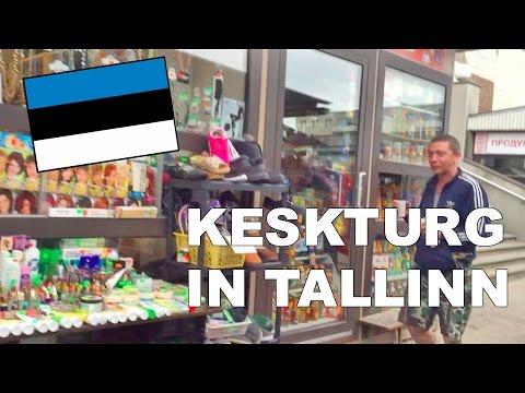 Keskturg in Tallinn