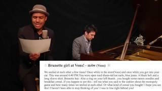 "Brunette Girl at Vons!  - PMJ Sings Craigslist ""Missed Connections"""