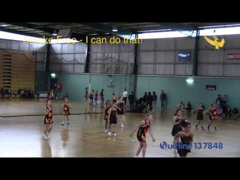 VACSAL Netball U15 Grand Final with Budjeri Napan Boorun