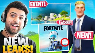Our FIRST LOOK At Fortnite SEASON 3! (Leaked Teaser, Skins, Event Info + MORE)