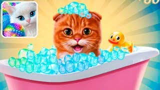 Knittens: Sweet Match 3 Puzzles & Adorable Kittens (by Big Fish Games) Android Gameplay Walkthrough