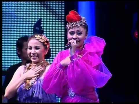 CHINTYA SARI Jakarta Music Festival 2014