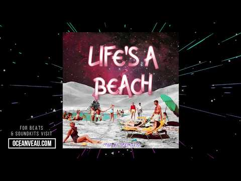 Life's A Beach – Cool Wavy Rap Beat | Prod By Ocean Veau