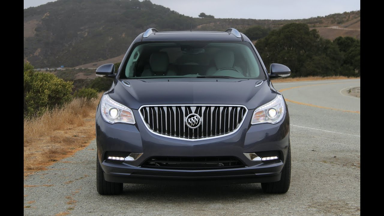 2014 buick enclave review and road test youtube. Black Bedroom Furniture Sets. Home Design Ideas