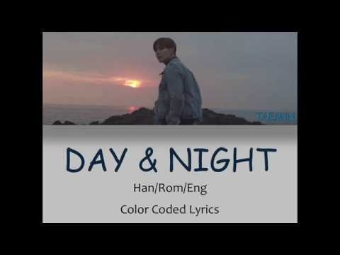 TaeMin-Day & Night [Move-ing Repackage Album] [Color Coded Lyrics]