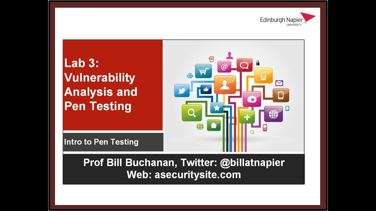 vulnerability assessment and penetration testing tutorial