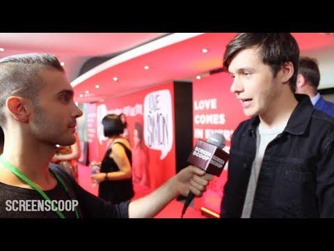 Love, Simon Australian Premiere Interviews | Nick Robinson & Katherine Langford