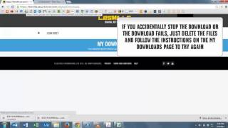 How to download your Les Mills Digital Release Digital Kit Portal