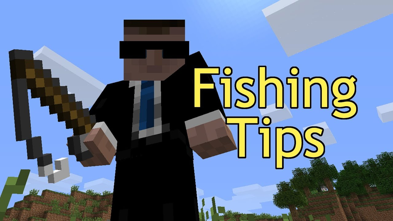 minecraft fishing tips - HD 1920×1080